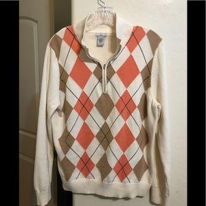 🏌🏾♀️IZOD golf sweater